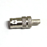 connector BNC female straight crimp for RG58 cable
