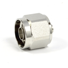RF connector N male for RG402